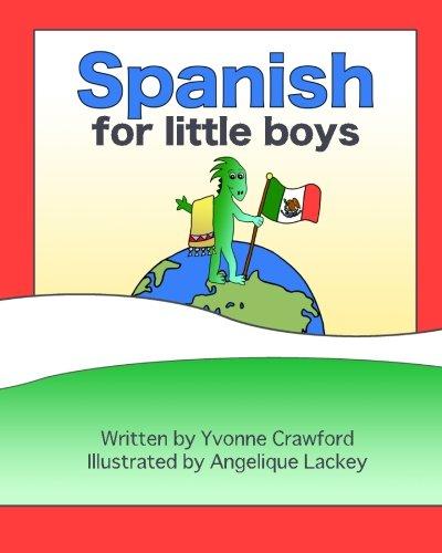 Spanish for Little Boys