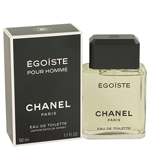 Chanèl Egoistĕ Cōlogne For Men 1.7 oz Eau De Toilette Spray + a FREE Head Over Heels 3.4 oz Shower Gel