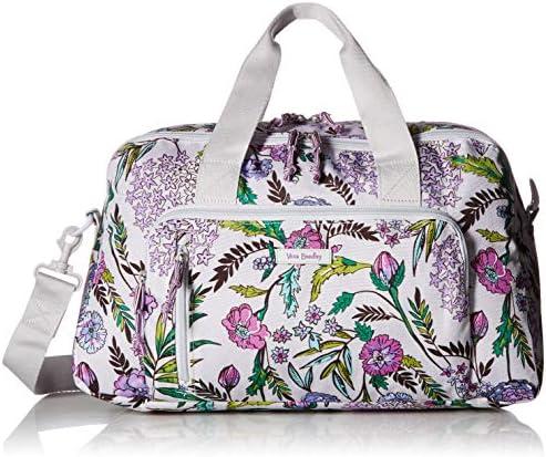 Vera Bradley Women s Lighten Up Compact Weekender Travel Bag