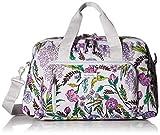 Vera Bradley Lighten Up Compact Weekender, Lavender Botanical