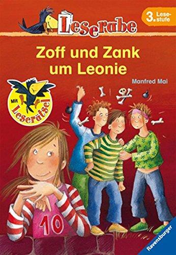 Zoff und Zank um Leonie (Leserabe - Schulausgabe in Broschur)