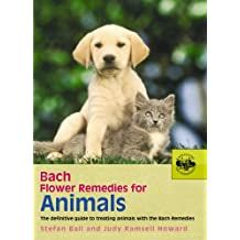 Bach Flower Remedies for Animals