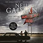 American Gods Audiobook by Neil Gaiman Narrated by Neil Gaiman, Dennis Boutskiaris, Daniel Oreskes, Ron McLarty, Sarah Jones