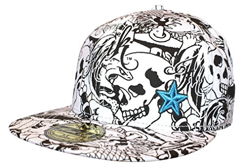 Miami Ink - Hat Green Star (in XS)