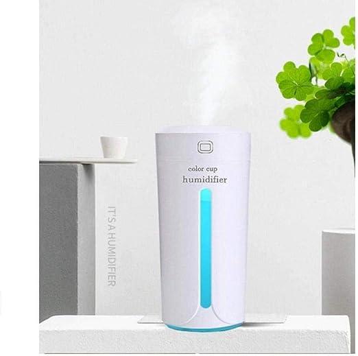 ZHANGJING Mini humidificador de Aire del hogar portátil Coche ...