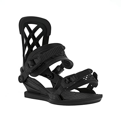 Union Contact Pro Snowboard Bindings Black Medium