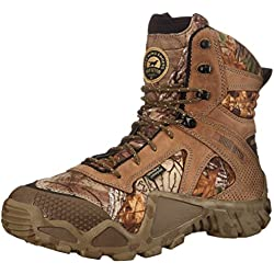 "Irish Setter Men's 2873 Vaprtrek 8"" Hunting Boot,Realtree Xtra Camouflage,12 EE US"