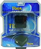 Tbox M3 in, out, thru USB MIDI interface