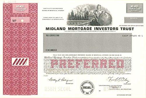 Midland Mortgage Investors Trust