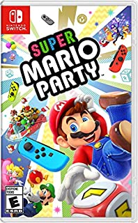 Super Mario Party - Nintendo Switch [Digital Code] (B07DM7HZ9M) | Amazon Products