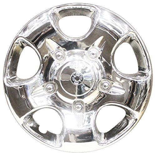 Vheelocity C3 15-inch Chrome Wheelcover for Nissan Terrano (Set of 4): Amazon.in: Car & Motorbike