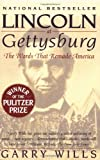 Lincoln at Gettysburg, Garry Wills, 0671867423