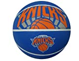 Spalding NBA New York Knicks Courtside Rubber Basketball