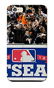 VenusLove Case Cover Protector Specially Made For Iphone 6 Baltimore Oriolesbaseball (3)