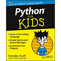Python For Kids For Dummies (English Edition)