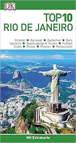 Rio De Janeiro Karte.Top 10 Reisefuhrer Rio De Janeiro Mit Extra Karte Und