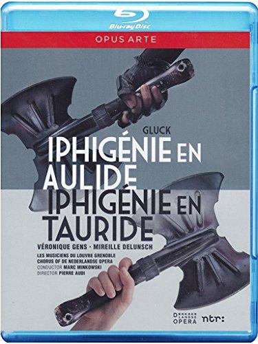 Marc Minkowski - Iphigenie en Aulide / Iphigenie en Tauride (Blu-ray)
