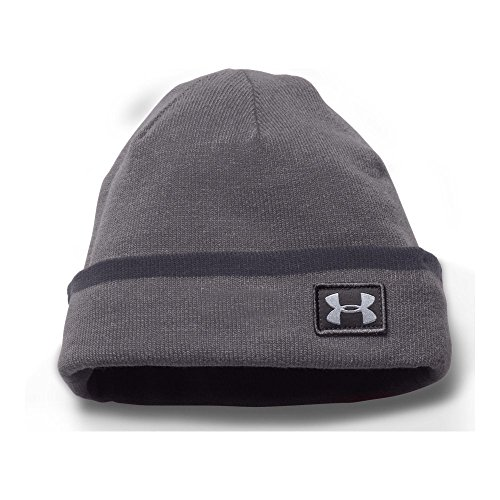 Under Armour Men's ColdGear Infrared Cuff Sideline Beanie,...