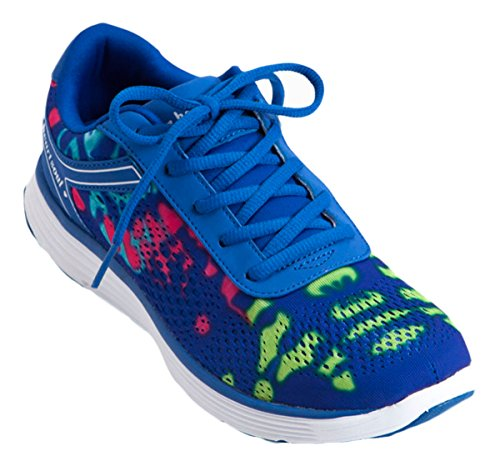 HeartSoul Womens Crazy In Love Sneaker Tie Dye Multi Mesh gnNevhpu1
