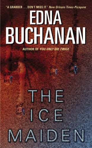 book cover of The Ice Maiden