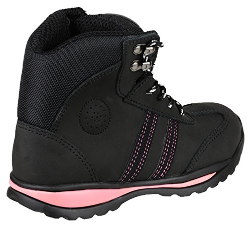 Boot Footsure 08 S1P Ladies Black Sfxr0EwS