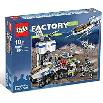 Lego Star Justice - Factory Set 10191