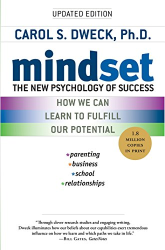 Mindset: The New Psychology of Success by Random House NY