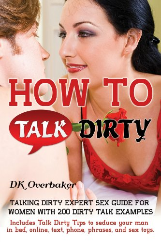 Talk dirty to someone online