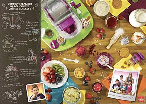 GOLIATH 82.294.006 - Fabbrica del Gelato Kids Cook, per Bambini (Versione Francese)