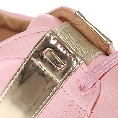 La Modeuse - Zapatillas de deporte para mujer Rose