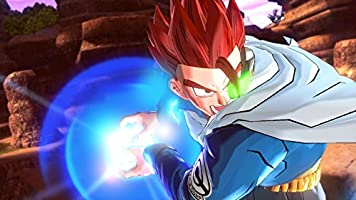 Dragon Ball: Xenoverse - Trunks Travel Edition: Amazon.es ...
