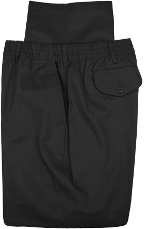 Falcon Bay unisex Big Max 74% OFF Tall Fully Pant Casual Elastic Waist