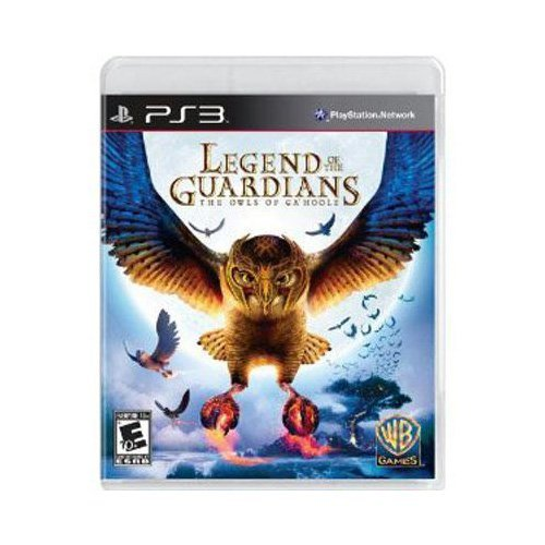 New Warner Bros. Legend Of The Guardians: The Owls Of Ga' Hoole Ps3 Excellent Performance by Warner Bros. by Warner Bros.