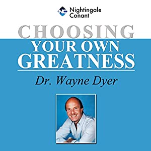 Choosing Your Own Greatness Hörbuch