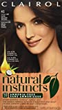 Clairol Natural Instincts, 028G, Golden Cappuccino, Dark Golden Brown