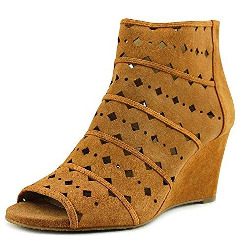MICHAEL Michael Kors Womens Uma Peep Toe Casual Platform Acorn Size 6.5 M US