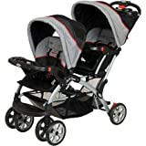 Baby Trend - Sit N Stand Plus Double Stroller, Millennium by Baby Trend