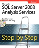 img - for Microsoft  SQL Server  2008 Analysis Services Step by Step (Step by Step Developer) book / textbook / text book