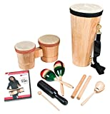 10-Piece Latin American Rhythmic Music Set (Teen/Adult)