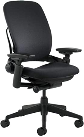 Steelcase Leap Fabric Chair - Traditional Pick