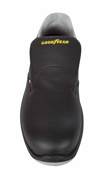 Goodyear G3043i - Calzado de protección para hombre negro negro 43 negro Size: 38 CMjWBR3N