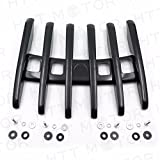 Stealth Top Luggage Rail Rack for Harley Touring Tour Paks Street Glide FLHX