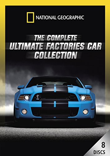 The Complete Ultimate Factories Car Collection