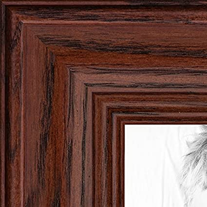 Amazon Arttoframes 16x20 Inch Cherry Stain On Solid Red Oak