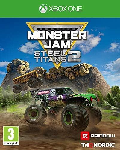 Monster Jam Steel Titans 2 – Xbox One
