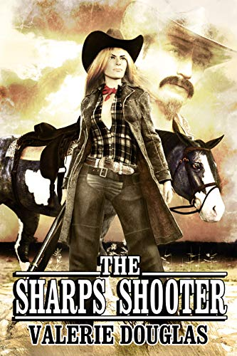 Book: The Sharps Shooter by Valerie Douglas