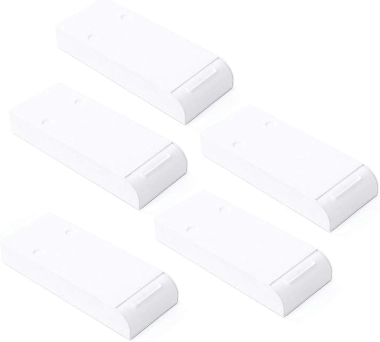 Bobotron 5 pezzi Scatola adesiva sotto la scrivania
