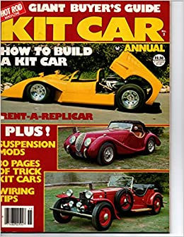 Hot Rod Magazine S Kit Car Annual No 2 Giant Buyer S Guide David