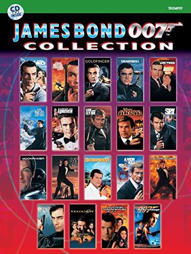 - James Bond 007 Collection: Trumpet, Book & CD