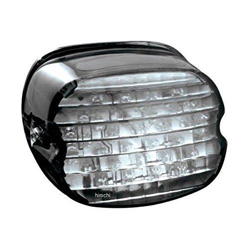 クリアキン Kuryakyn LED テールライト ロープロファイル パナシア(ウインカー連動) ライセンス灯なし スモーク 2010-0809 5427 B079P2SXMF